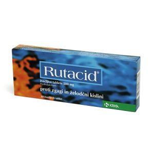 rutacid tablete