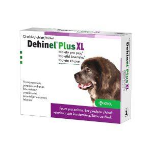 Dehinel Plux XL tablete