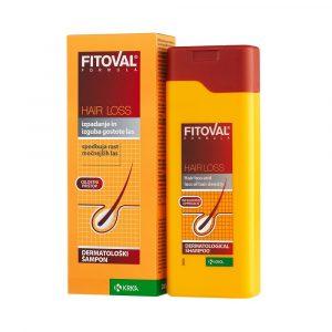 Fitoval Formula šampon