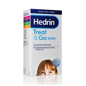 Hedrin Treat & Go sprej