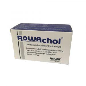 Rowachol mehke gastrorezistentne kapsule